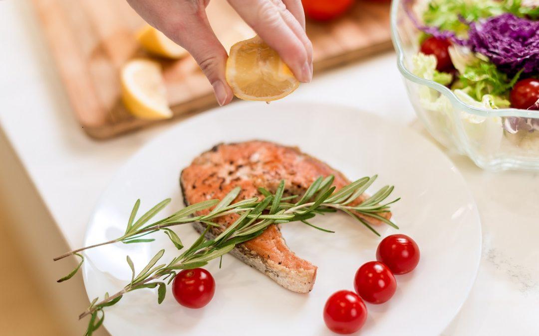 Restaurante pescado Vigo: Dieta saludable también al salir.